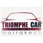 Triomphe car 🚗🚗 logo