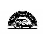 sup travel cars logo